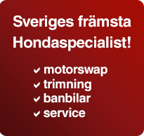 JDM Racing - Honda specialised car shop